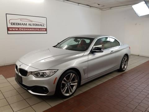2014 BMW 4 Series for sale in Dedham, MA