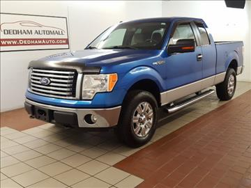 2010 Ford F-150 for sale in Dedham, MA
