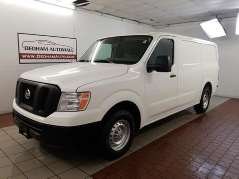 2016 Nissan NV Cargo for sale in Dedham, MA