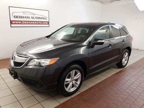 2015 Acura RDX for sale in Dedham, MA