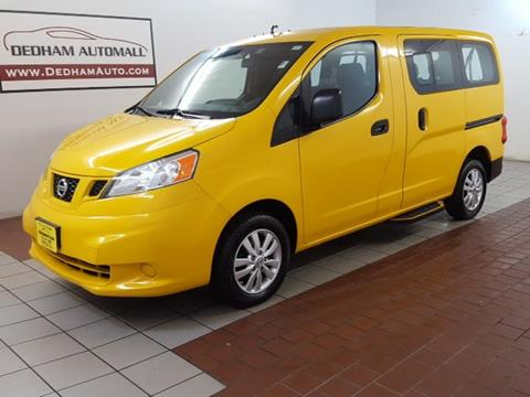 2014 Nissan NV200 for sale in Dedham, MA
