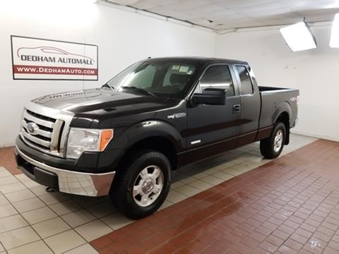2013 Ford F-150 for sale in Dedham, MA