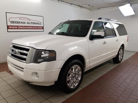 2013 Ford Expedition EL for sale in Dedham, MA