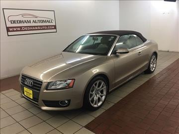 Naugatuck Ct Car Dealer >> Audi A5 For Sale - Carsforsale.com