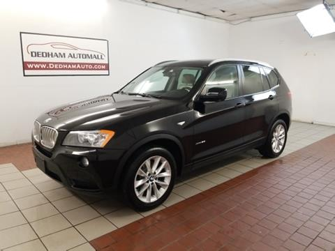 2014 BMW X3 for sale in Dedham, MA