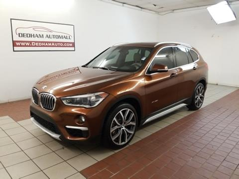 2016 BMW X1 for sale in Dedham, MA
