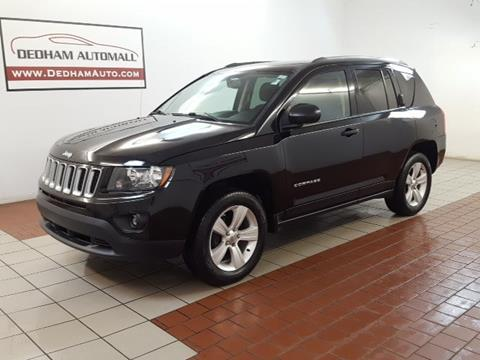 2014 Jeep Compass for sale in Dedham, MA