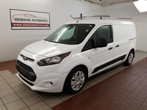 2015 Ford Transit Connect Cargo for sale in Dedham, MA