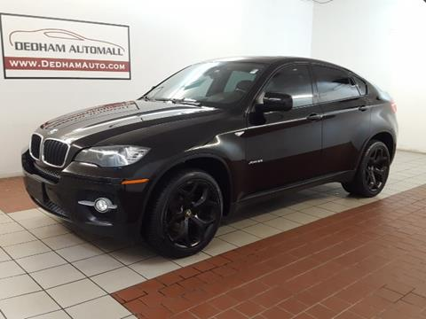 2010 BMW X6 for sale in Dedham, MA