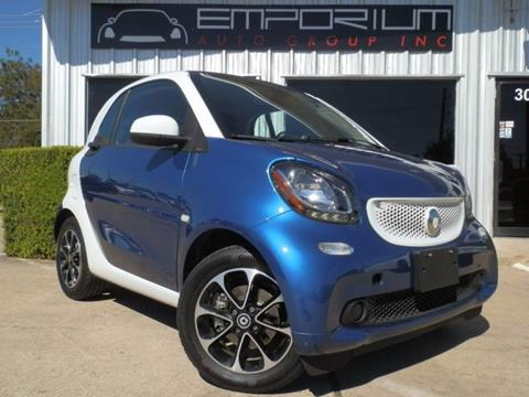 2016 Smart fortwo for sale in Garland, TX