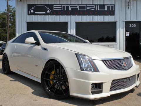 2011 Cadillac CTS-V for sale in Garland, TX