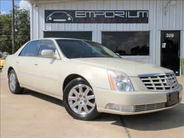2011 Cadillac DTS for sale in Garland, TX