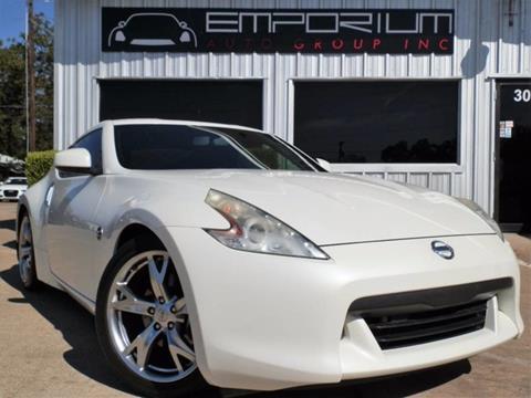 2012 Nissan 370Z for sale in Garland, TX