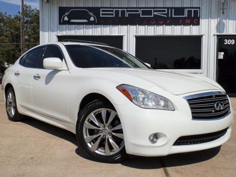 2013 Infiniti M56 for sale in Garland, TX