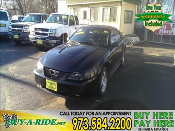 2004 Ford Mustang for sale in Mine Hill, NJ