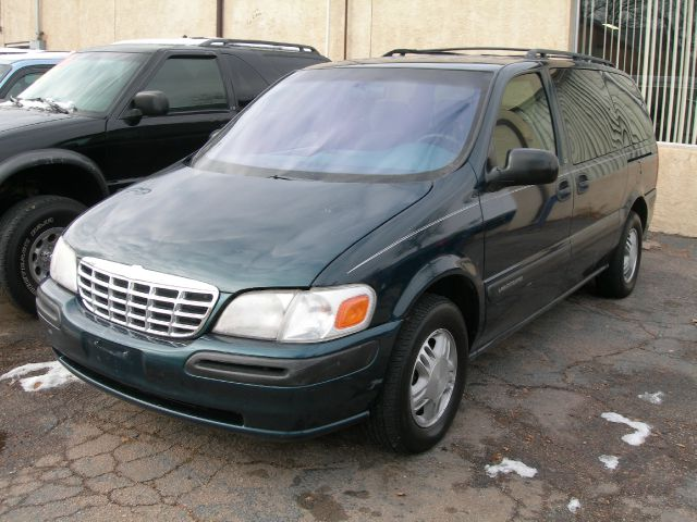 1999 CHEVROLET VENTURE EXTENDED 4-DOOR green abs brakesair conditioningamfm radioanti-brake sy