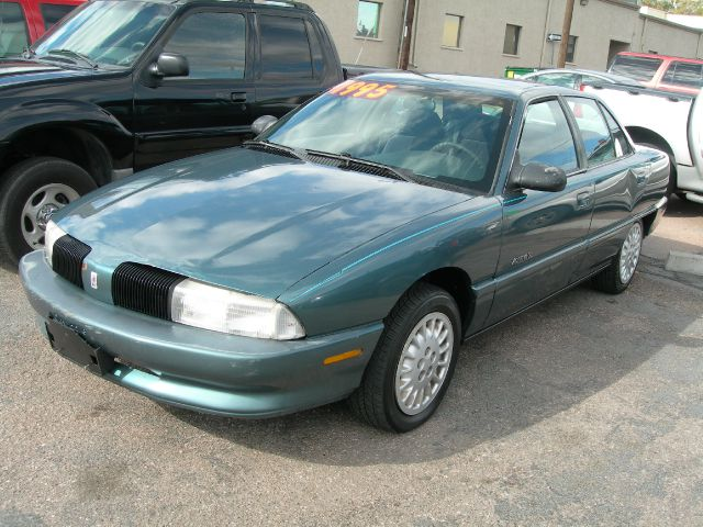 1997 OLDSMOBILE ACHIEVA green abs brakesair conditioninganti-brake system 4-wheel absbody styl