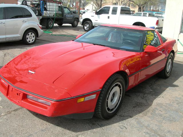 1985 chevrolet corvette for sale in colorado springs co. Cars Review. Best American Auto & Cars Review