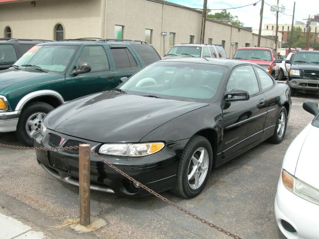 1999 PONTIAC GRAND PRIX GT COUPE black abs brakesair conditioningalloy wheelsamfm radioanti-b