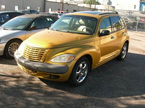 2002 Chrysler PT Cruiser for sale in Colorado Springs, CO