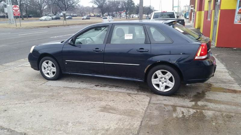 2006 chevrolet malibu maxx lt 4dr hatchback in detroit mi. Black Bedroom Furniture Sets. Home Design Ideas