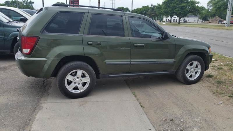 2007 jeep grand cherokee laredo 4dr suv 4wd in detroit mi premier. Cars Review. Best American Auto & Cars Review