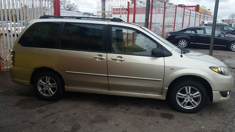 2004 mazda mpv lx 4dr mini van in detroit mi premier autos. Black Bedroom Furniture Sets. Home Design Ideas