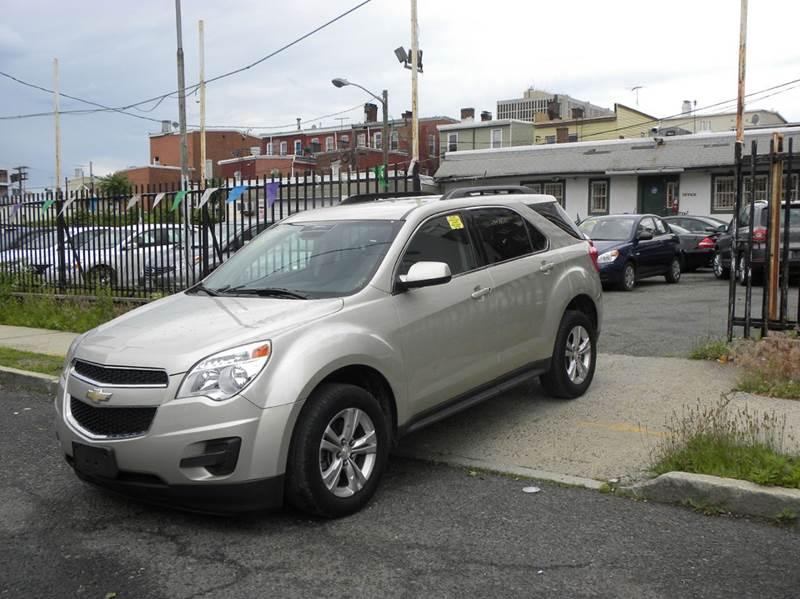2014 Chevrolet Equinox Awd Ls 4dr Suv In Newark Nj Nj Liberty Motors