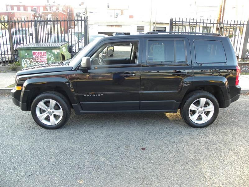 2013 jeep patriot 4x4 latitude 4dr suv in newark nj nj for Motor city newark nj