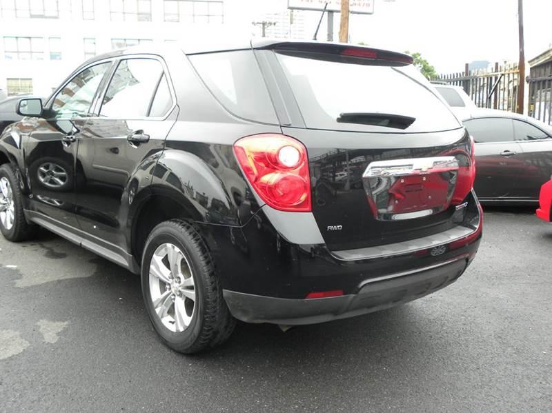 2014 Chevrolet Equinox 2 4l I4 182hp 172ft Lb In Newark Nj Nj