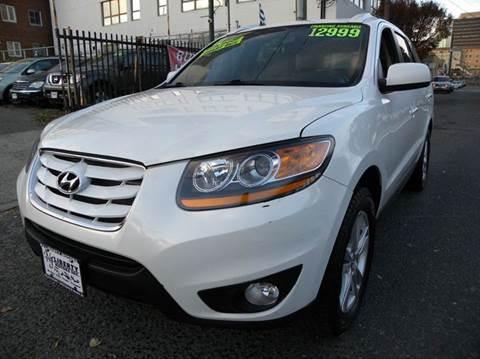 2011 Hyundai Santa Fe for sale in Newark, NJ