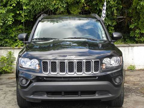 2016 Jeep Compass for sale in Newark, NJ