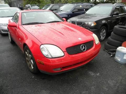 1999 Mercedes-Benz SLK for sale in Newark, NJ
