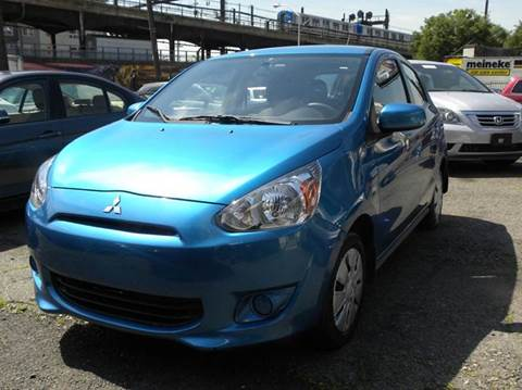 2015 Mitsubishi Mirage for sale in Newark, NJ