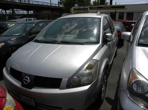 2004 Nissan Quest for sale in Newark, NJ