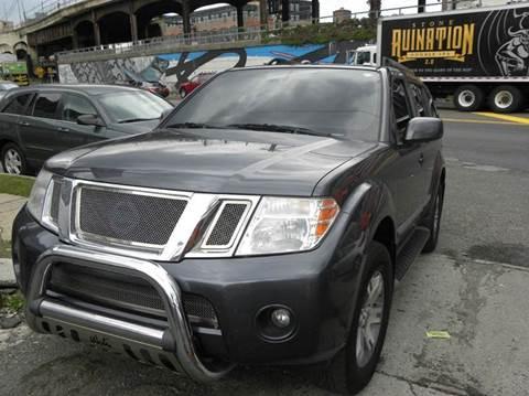 2011 Nissan Pathfinder for sale in Newark, NJ