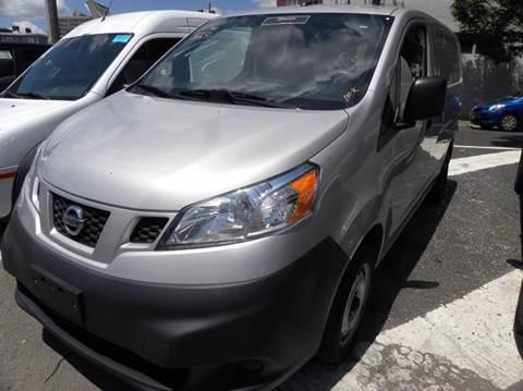 2014 Nissan NV200 for sale in Newark, NJ