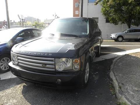 2004 Land Rover Range Rover for sale in Newark, NJ