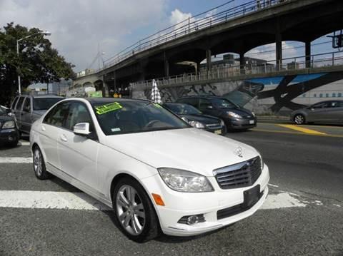 2008 Mercedes-Benz C-Class for sale in Newark, NJ