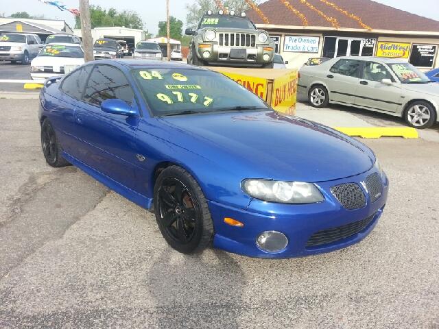 Pontiac gto for sale for Coliseum motor company casper wy
