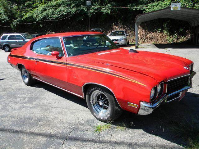1972 Buick Skylark  - Springfield VT