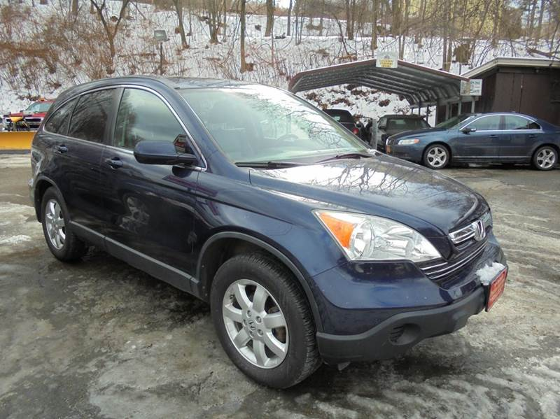 2007 honda cr v awd ex l 4dr suv in springfield vt. Black Bedroom Furniture Sets. Home Design Ideas