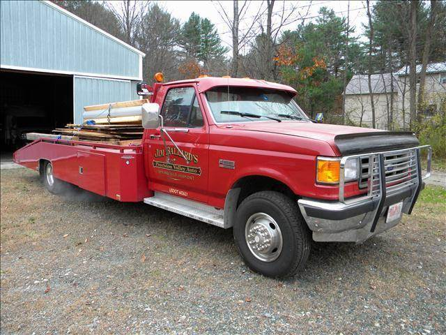 1988 Ford F-450 Super Duty  - Springfield VT