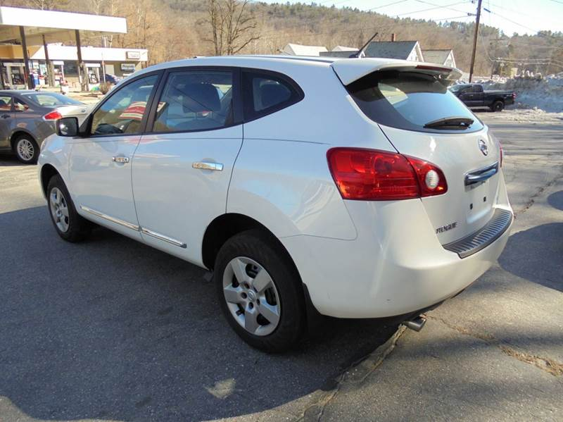 2011 Nissan Rogue AWD S 4dr Crossover - Springfield VT