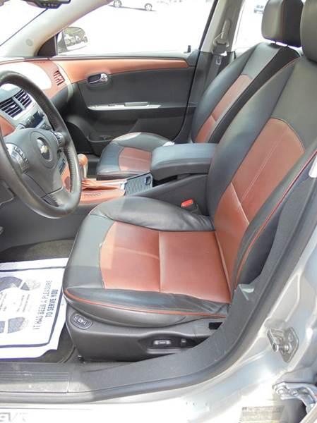 2009 Chevrolet Malibu LTZ 4dr Sedan w/HFV6 Engine Package - Springfield VT