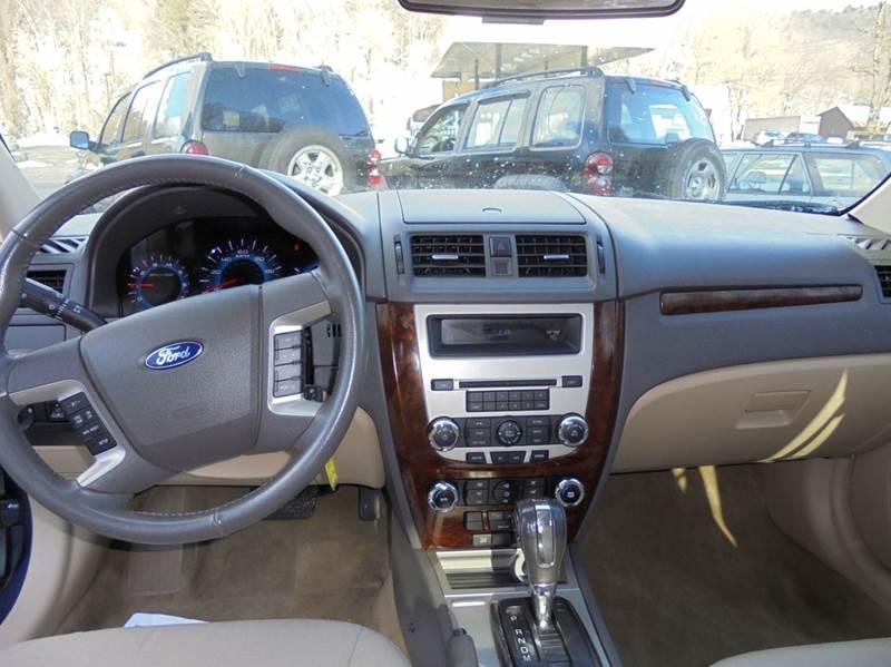 2012 Ford Fusion AWD SEL 4dr Sedan - Springfield VT