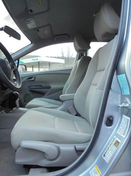 2010 Honda Insight EX 4dr Hatchback - Springfield VT