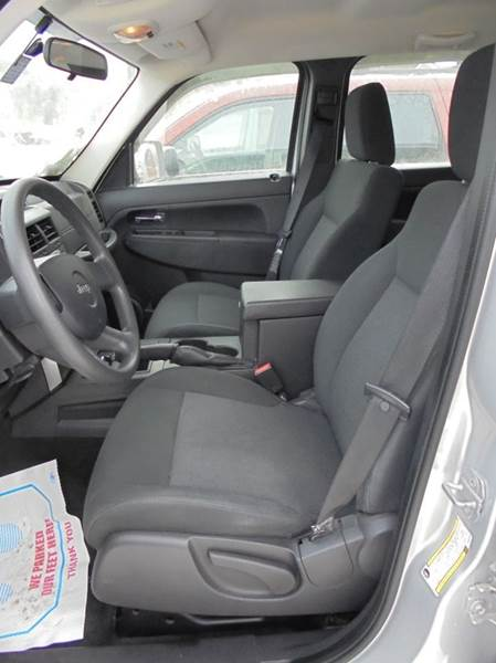 2009 Jeep Liberty 4x4 Sport 4dr SUV - Springfield VT