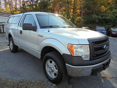 2013 Ford F-150 for sale in Springfield, VT