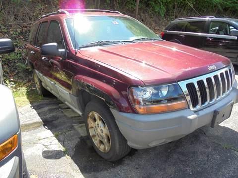 2000 Jeep Grand Cherokee